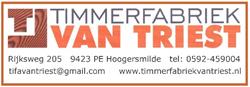 Logo Timmerfabriek van Triest